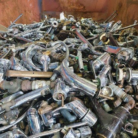 Schrottabholung Bergkamen: Der mobile Schrotthändler holt Altmetallschrott beim Kunden ab