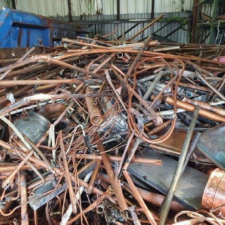 Schrottankauf in Neuss: Altmetall, Kupfer, Messing und vielen mehr
