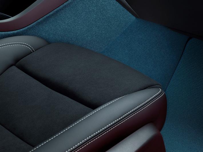 Volvo Cars verzichtet in allen neuen Elektroautos auf Leder