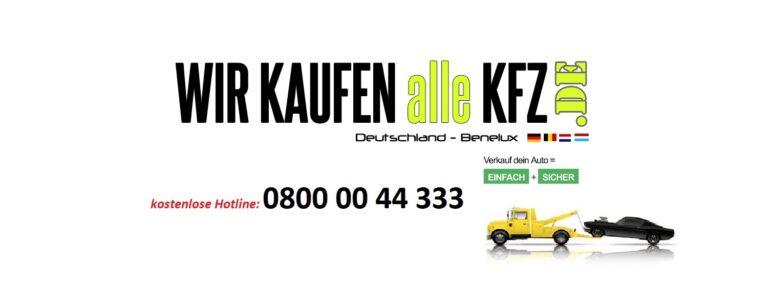 KFZ Abmeldeservice – Bequemer Autoverkauf mit KFZ-Abmeldung