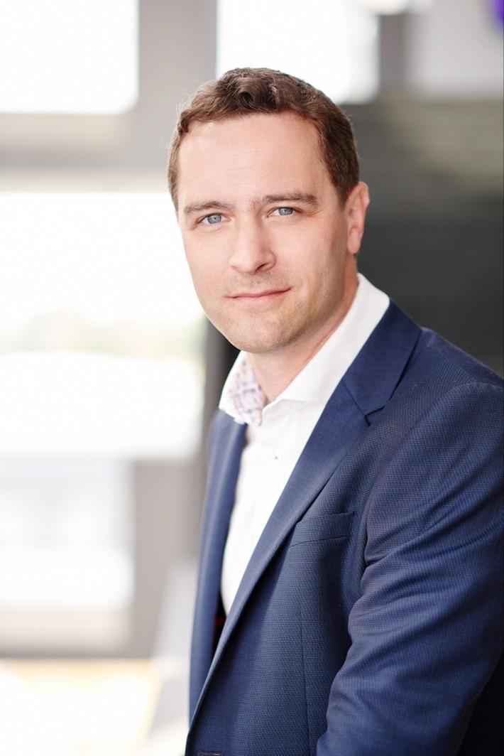 Christian Schenk wird zum 1. Oktober neuer Vorstand für Finanzen und IT bei ŠKODA AUTO